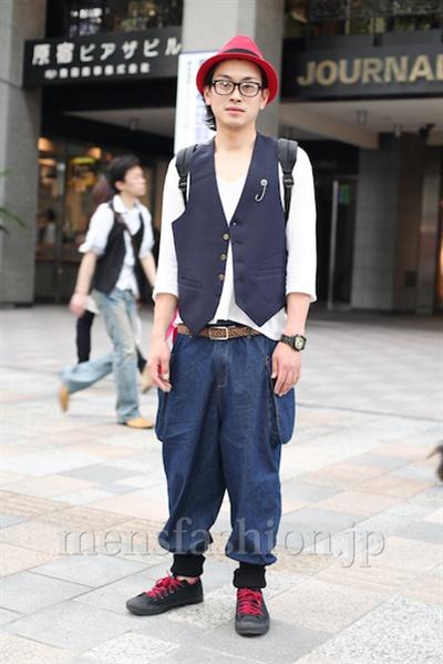 ファッションコーディネート \u003c 原宿・表参道(2010年05月)