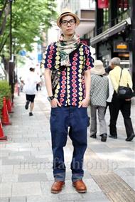 ファッションコーディネート原宿・表参道 2010年5月その1