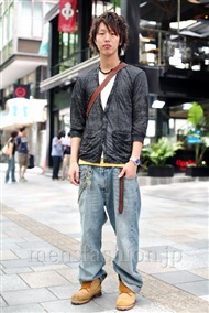 ファッションコーディネート原宿・表参道 2010年5月その2