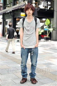 ファッションコーディネート原宿・表参道 2010年5月その4
