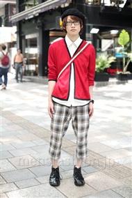 ファッションコーディネート原宿・表参道 2010年5月その5