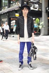 ファッションコーディネート原宿・表参道 2010年5月その7