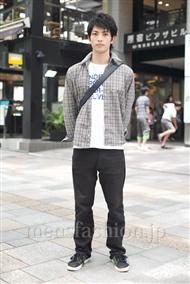 ファッションコーディネート原宿・表参道 2010年5月その8
