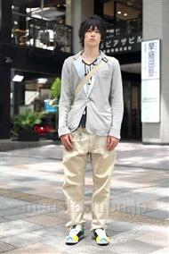 ファッションコーディネート原宿・表参道 2010年5月その9