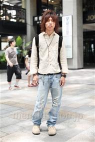 ファッションコーディネート原宿・表参道 2010年5月その10