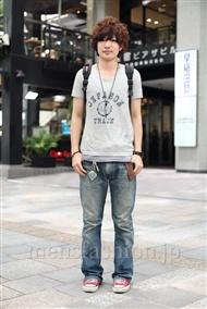 ファッションコーディネート原宿・表参道 2010年5月その11