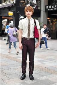 ファッションコーディネート原宿・表参道 2010年5月その12