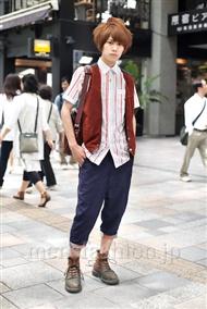 ファッションコーディネート原宿・表参道 2010年5月その13