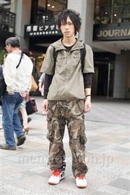 ファッションコーディネート原宿・表参道 2010年5月その17