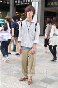 ファッションコーディネート原宿・表参道 2010年5月その20