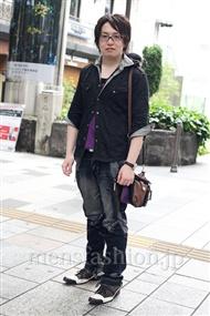 ファッションコーディネート原宿・表参道 2010年6月その1