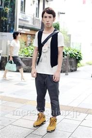 ファッションコーディネート原宿・表参道 2010年6月その2