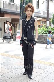 ファッションコーディネート原宿・表参道 2010年6月その4