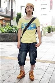 ファッションコーディネート原宿・表参道 2010年6月その5