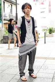 ファッションコーディネート原宿・表参道 2010年6月その7