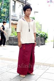 ファッションコーディネート原宿・表参道 2010年6月その8