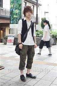 ファッションコーディネート原宿・表参道 2010年6月その12
