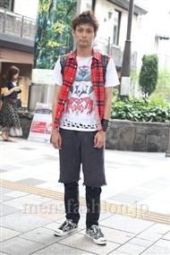 ファッションコーディネート原宿・表参道 2010年6月その13