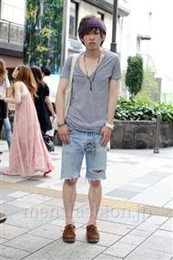 ファッションコーディネート原宿・表参道 2010年6月その11