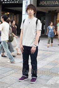 ファッションコーディネート原宿・表参道 2010年6月その18
