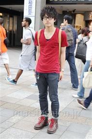 ファッションコーディネート原宿・表参道 2010年6月その19