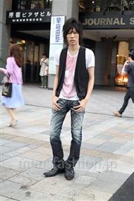 ファッションコーディネート原宿・表参道 2010年6月その20