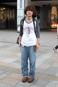 ファッションコーディネート原宿・表参道 2010年6月その22