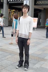 ファッションコーディネート原宿・表参道 2010年6月その24