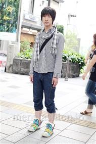 ファッションコーディネート原宿・表参道 2010年6月その23