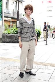ファッションコーディネート原宿・表参道 2010年6月その25