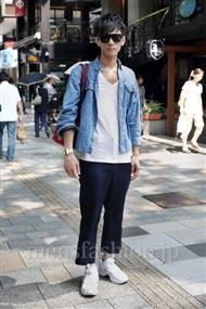 ファッションコーディネート原宿・表参道 2010年7月その1
