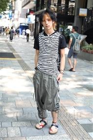 ファッションコーディネート原宿・表参道 2010年7月その3