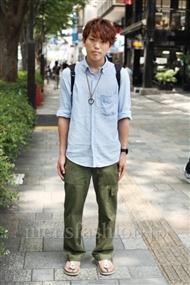 ファッションコーディネート原宿・表参道 2010年7月その4