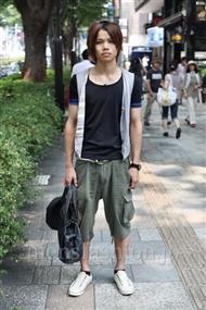 ファッションコーディネート原宿・表参道 2010年7月その5