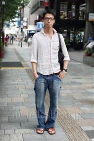 ファッションコーディネート原宿・表参道 2010年7月その6