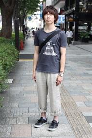 ファッションコーディネート原宿・表参道 2010年7月その7