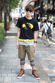 ファッションコーディネート原宿・表参道 2010年7月その8