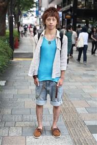 ファッションコーディネート原宿・表参道 2010年7月その11