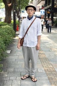 ファッションコーディネート原宿・表参道 2010年7月その13