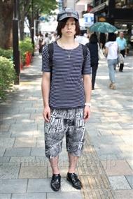 ファッションコーディネート原宿・表参道 2010年7月その12