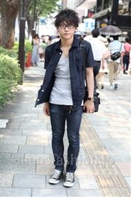 ファッションコーディネート原宿・表参道 2010年7月その16
