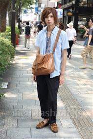 ファッションコーディネート原宿・表参道 2010年7月その17