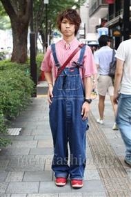 ファッションコーディネート原宿・表参道 2010年7月その14