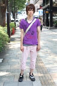 ファッションコーディネート原宿・表参道 2010年7月その18