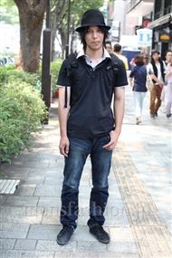 ファッションコーディネート原宿・表参道 2010年7月その19