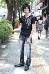 ファッションコーディネート原宿・表参道 2010年7月その21