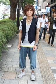 ファッションコーディネート原宿・表参道 2010年7月その20
