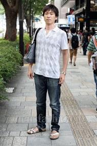 ファッションコーディネート原宿・表参道 2010年7月その23
