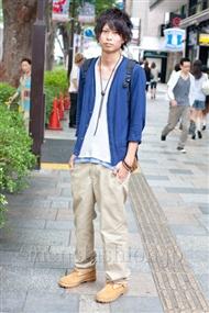ファッションコーディネート原宿・表参道 2010年8月その4