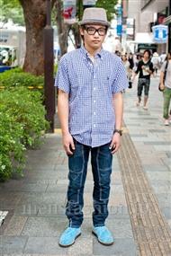 ファッションコーディネート原宿・表参道 2010年8月その6